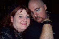 Goth Mom and Mel